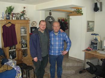 Thomas und Wolfgang